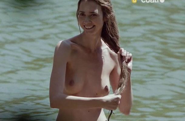 Sarah Beck Mather  nackt