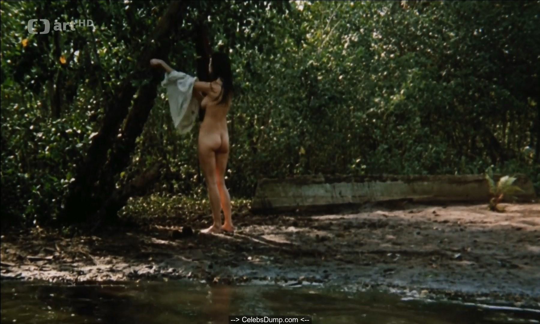 Paula Pritchett  nackt