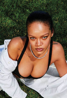 Rihanna sexy for Harper's Bazaar Magazine, US - September 2020