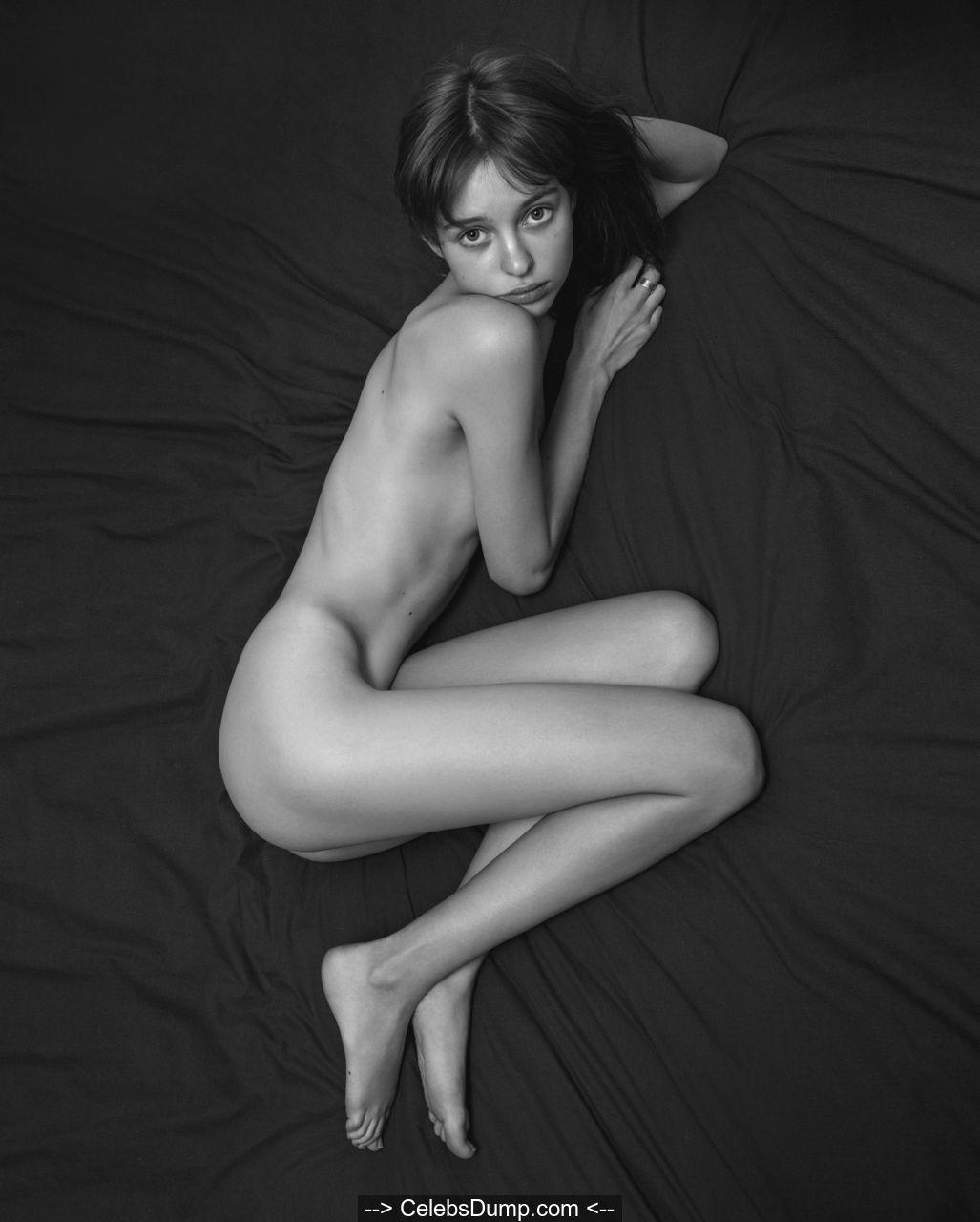 Lisa naked Lisa Bonet