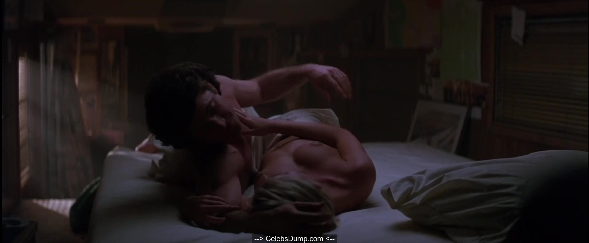 Lethal Weapon 2 Nude Scene