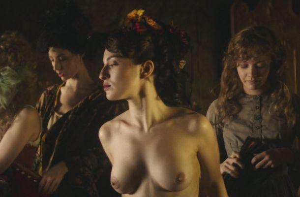 Liliana Camba  nackt