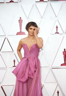 Halle Berry at 93rd Academy Awards in Los Angeles - April 25, 2021