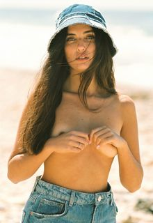 Laura Bensadoun see through and topless by Tracy Tassill